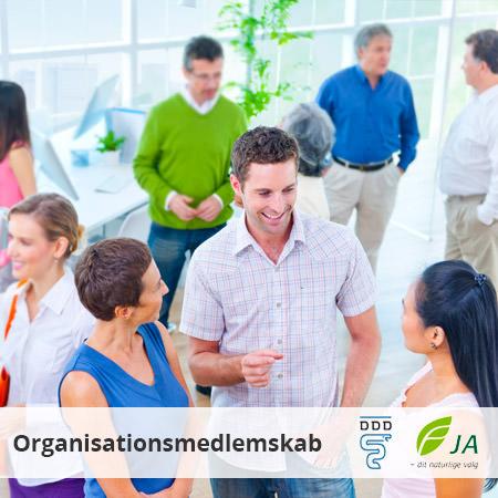 organisationsmedlemskab